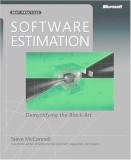 Review of book: Software Estimation Demystifying the Black Art